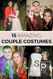15 awesome couple costume ideas simple moments stick