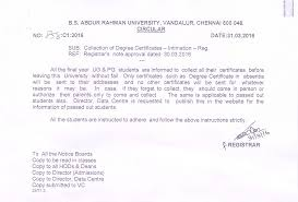 crescent university chennai