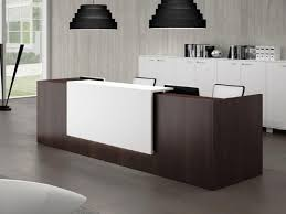 Modern Office Reception Desk The Regarding Contemporary Reception Desk Revealed By