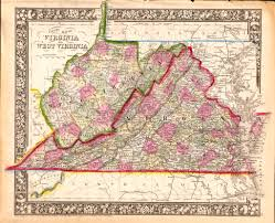 Jamestown Virginia Map This Day Go West Young Hayseed Edition Encyclopedia Virginia
