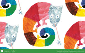 chronicle books eric carle