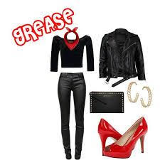 Greasers Halloween Costumes 25 Grease Halloween Costumes Ideas Sandy