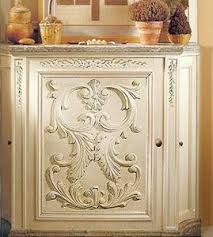 carved cabinet door panels modesto carved wood horizontal furniture onlay installed on the