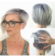 Undercut Frisuren Frau Lange Haare by Silver Undercut Frisuren Frisur Haar Und Kurze Haare