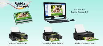 edible printing system edible ink edible ink refill cake image printer edible supply