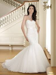 mermaid wedding dresses 2011 mon cheri bridals 2011 collection wedding inspirasi