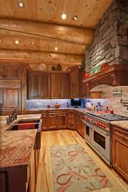 log home kitchen ideas log home kitchen design best 25 log cabin kitchens ideas