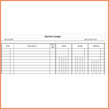 Account Balance Sheet Template 9 Excel Ledger Balance Sheet Template From Microsoft Ledger Entries
