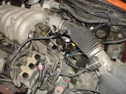 replace a camshaft position sensor 1997 ford taurus