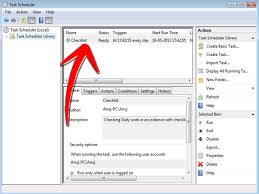 how to schedule a task in windows how to use task scheduler in vista 13 steps with pictures