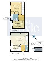 property for sale 2 dbl bed grd floor duplex with parking