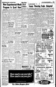 Abilene Reporter News From Abilene Texas On March 10 1955 by Abilene Reporter News From Abilene Texas On February 27 1968