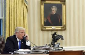 white house probing leaks after details of call between donald