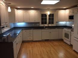 can honey oak cabinets be stained lighter instead of a darker