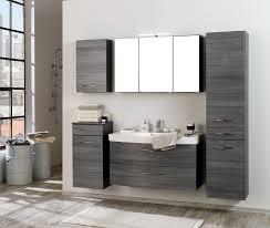 badezimmer m bel g nstig badmöbel set florida 7 teilig 180 cm breit eiche rauchsilber