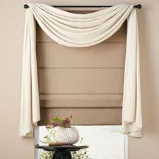 Windows Treatments Valance Decorating Home Design And Decor Pretty Window Scarf Ideas White Valance