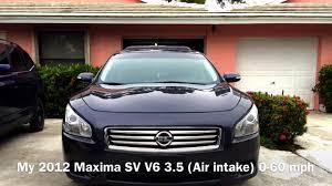 nissan maxima youtube ad 2012 nissan maxima 0 60 mph youtube