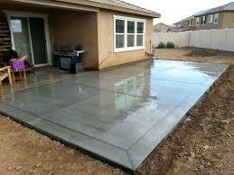 Painting Concrete Patio Slab Patio Ideas Cement Patio Pictures Stamped Concrete Patio Designs