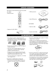 yamaha crx e400 user manual