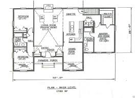 ranch house floor plans with basement cool simple ranch house plans with basement style home design