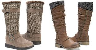 womens boots zulily zulily 65 muk luks boots more so hip2save