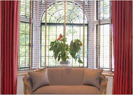 Window Box Curtains Drapes For Bay Windows Glamorous Bay Window Drapes