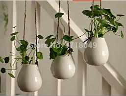 aliexpress com buy 3pcs set white egg shaped ceramic wall