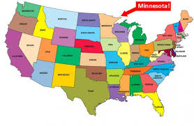 minnesota on map where is minnesota location of minnesota minnesota map geography