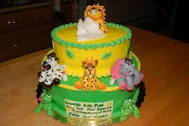 jungle theme baby shower cakes baby shower cakes