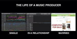Music Producer Meme - memes co audiosex professional audio forum