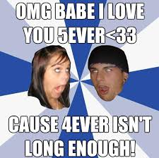 Cute Couple Meme - annoying facebook couple lolvirgin house of humor