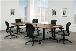 Global Boardroom Tables Modular Conference Tables For Sale At Office Furniture Deals