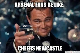 Arsenal Tottenham Meme - image jpg