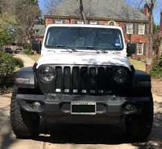 jeep rhino liner blacking out the grill page 2 2018 jeep wrangler forums jl