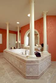 Luxurious Bathrooms With Stunning Design Bathroom Luxury Bathroom Designs Gallery Glam Bathroom