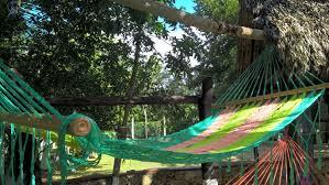 Mayan Hammock Bed