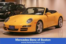 2006 porsche 911 4s cabriolet for sale porsche 911 4s cabriolet in massachusetts for sale used cars on