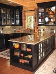 Log Home Kitchen Cabinets - log cabin kitchens with islandscustom log cabin kitchen and bath
