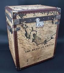 trunk style bedside tables 84 best vintage trunks images on pinterest antique trunks old