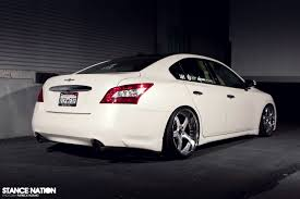 nissan maxima with rims step your game up stancenation form u003e function