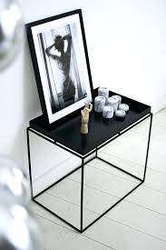 hospital style bedside table bedside table tray bedside table tray bed table black table simple