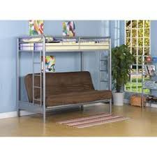 shop for a ivy league cherry 4 pc futon bunk bed at rooms to go