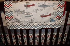 Plane Crib Bedding Themed Airplane Crib Bedding Home Inspirations Design