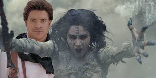 the mummy u0027 has an easter egg from brendan fraser u0027s 1999 movie