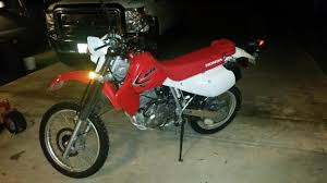 dualsport honda xr motorcycles for sale