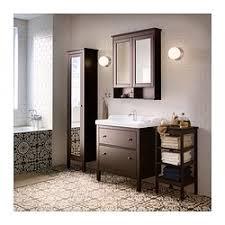 Bathroom Storage Mirrored Cabinet by Hemnes Mirror Cabinet With 2 Doors White Hemnes Mirror