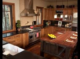 Hickory Kitchen Cabinet Hickory Kitchen Cabinets Pictures Youtube