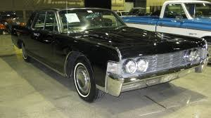 Lincoln Continental Matrix 1965 Lincoln Continental 4 Door Sedan S164 Kansas City 2009