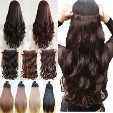 one clip in hair extensions one hair extensions ebay