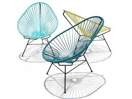 Modern Patio Furniture That Brings The Indoors Outside Freshome - Designer outdoor chair